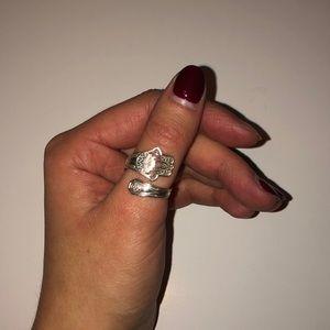 Alex and Ani Hand of Fatima Ring